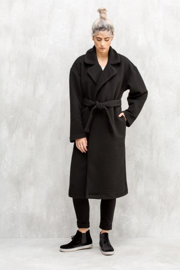DAMASKUS OVERCOAT