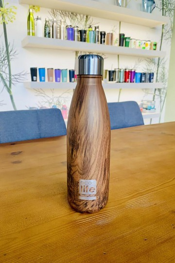 WOOD THERMOS