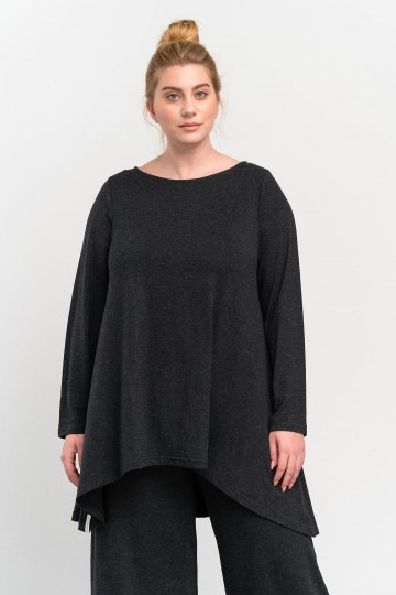 OURANIA PLUS SIZE ΜΠΛΟΥΖΑ